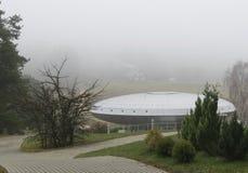 Obervatório astronômico Fotografia de Stock