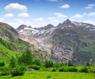 Oberwald, Swiss Royalty Free Stock Photos