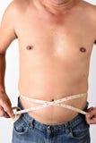 Obese man Royalty Free Stock Image