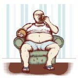 Obesidad Fotografía de archivo