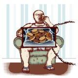 Obesidade Foto de Stock Royalty Free