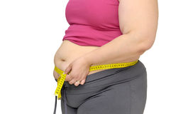 Obesity Royalty Free Stock Image