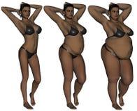 Obesity Stock Photo