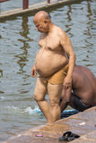 Obesity in developing nations, India. Stock Images