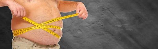 Obesity. Stock Photos