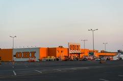 Obi diy retail store Royalty Free Stock Photography
