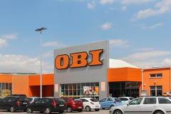 OBI DIY store Stock Photo