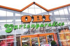 OBI Gartenparadies Stock Photo