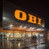 OBI trade center Stock Photos
