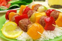 obiad Fotografia Stock