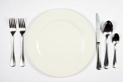 obiad gotowy Obrazy Stock