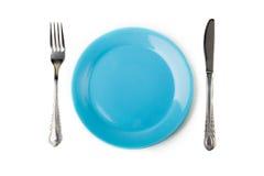 obiad zestaw Fotografia Royalty Free