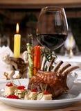 obiadowa restauracja Zdjęcie Stock