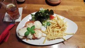 Obiadowa uczta Zdjęcia Stock