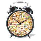 obiadowy czas Zdjęcie Stock