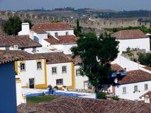 obidos Португалия Стоковая Фотография RF