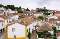 Obidos Royalty Free Stock Image