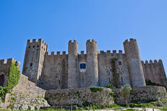 Obidos Castle Stock Photos