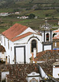 Obidos church, Portugal Royalty Free Stock Photos