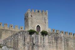 Obidos City Wall Royalty Free Stock Photos