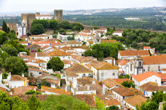 Obidos Stock Photography
