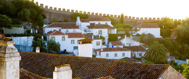 Obidos Royalty Free Stock Photos