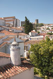 Obidos Medieval Town, Portugal Stock Photos
