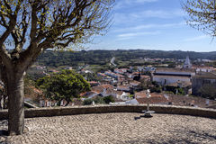 Obidos in the Oeste region of Portugal Stock Photography