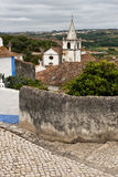 Obidos Old Town Royalty Free Stock Photo