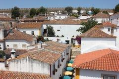 Obidos, Portogallo Immagine Stock