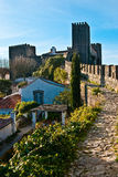 Obidos / Portugal Stock Photography