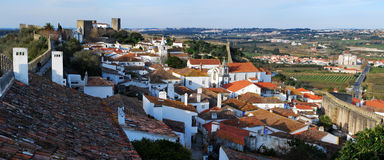 Obidos, Portugal royalty free stock images