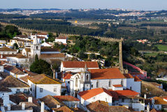 Obidos, Portugal Stock Photos