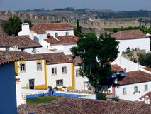 Obidos, Portugal Royalty Free Stock Photography