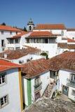 Obidos in Portugal lizenzfreies stockbild
