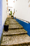 Obidos Portugal royalty-vrije stock afbeeldingen