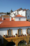 Obidos in Portugal Stock Photography