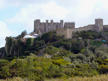 Obidos in Portugal Royalty Free Stock Photo
