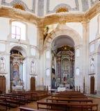 Obidos, Portugal Schongebiet von Senhor tun Jesus da Pedra Stockbilder