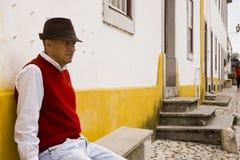 Obidos Portugalia Zdjęcie Stock