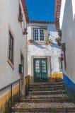 Obidos: The Secret Toledo Of Portugal Stock Photos