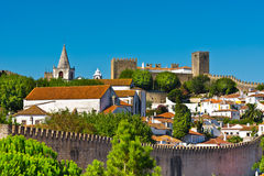 Obidos Stock Photo