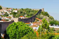 Obidos Royalty Free Stock Photography