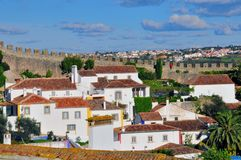 Obidos village Stock Photo