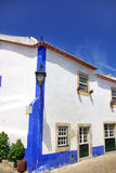 Obidos village at Portugal. Royalty Free Stock Image