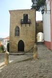 Obidos village Portugal 1 Royalty Free Stock Images