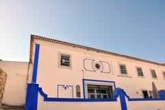 Obidus,葡萄牙 图库摄影