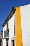 Obidus,葡萄牙 免版税库存图片
