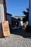 Obidus, Португалия Стоковое фото RF