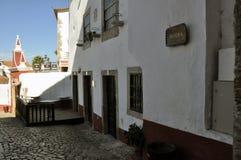 Obidus Portugal Royaltyfria Bilder